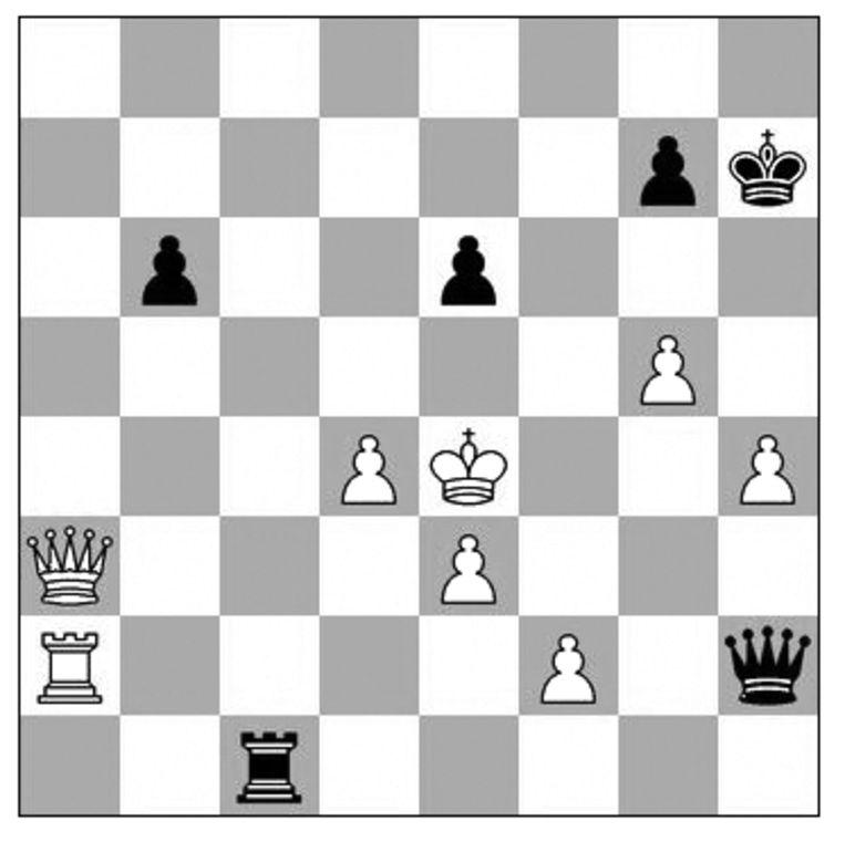 Shankland-J. van Foreest (Praag, 2021). Beeld Max Pam