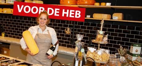 Jonge ondernemer Sophie (23) opent 'de lekkerste winkel' van Schoonhoven