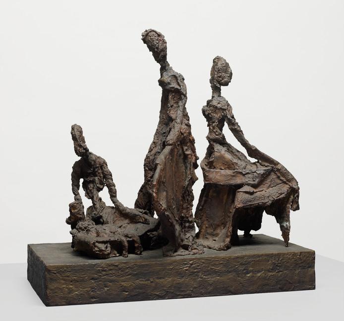 Een kunstwerk uit de nieuwe collectie van het Middelheimmuseum