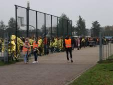 School met 500 leerlingen in Kampen ontruimd nadat auto in technieklokaal in brand vliegt