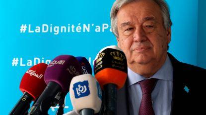 VN wil onmiddellijk staakt-het-vuren in Libië