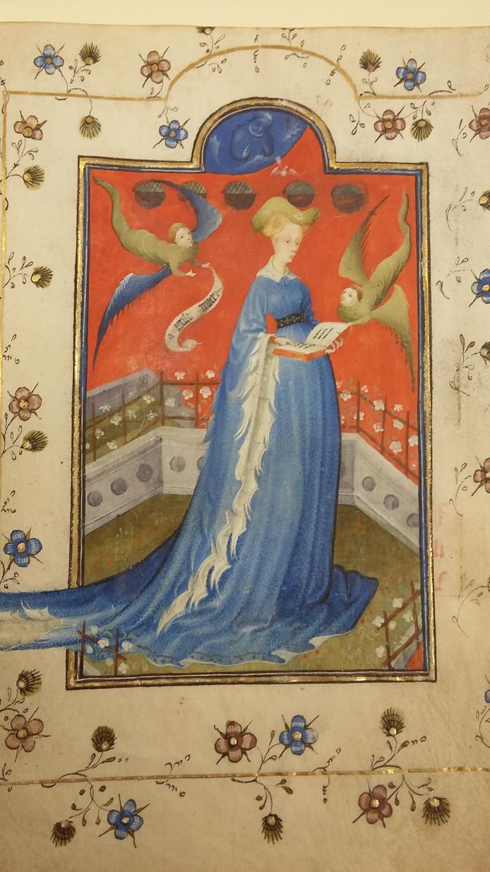 Maria van Gelre.