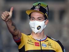 Primoz Roglic glansrijk naar eindzege Vuelta met winst in afsluitende tijdrit