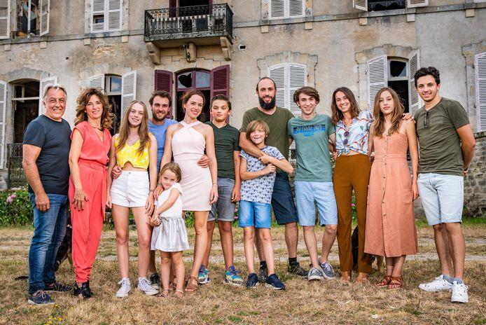 De hele familie Planckaert
