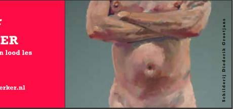 Nijmeegse kunstenaar schrijft zich in als sekswerker, uit protest: 'Ridicuul dat de musea dicht blijven'