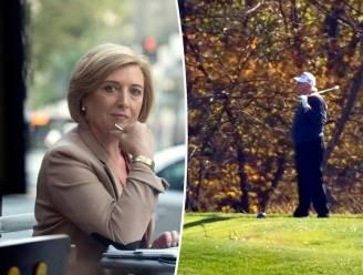 """Greet De Keyser in VS: """"Geef Trump tijd om verlies te verwerken"""""""
