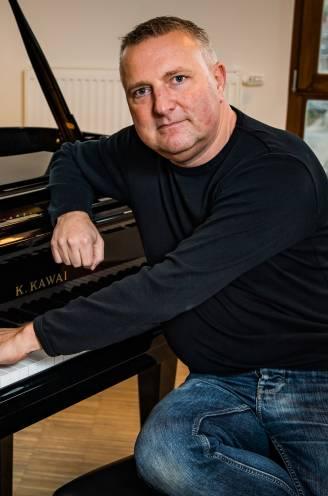 """ANNO 2020. Danny Wuyts (51), muzikant en ex-pianist van 'De notenclub': """"Toen Polanski me aansprak, dacht ik: weer zo'n eenzame ziel die een babbel wil"""""""