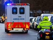 Bijna de helft van spoedritten ambulance is onnodig