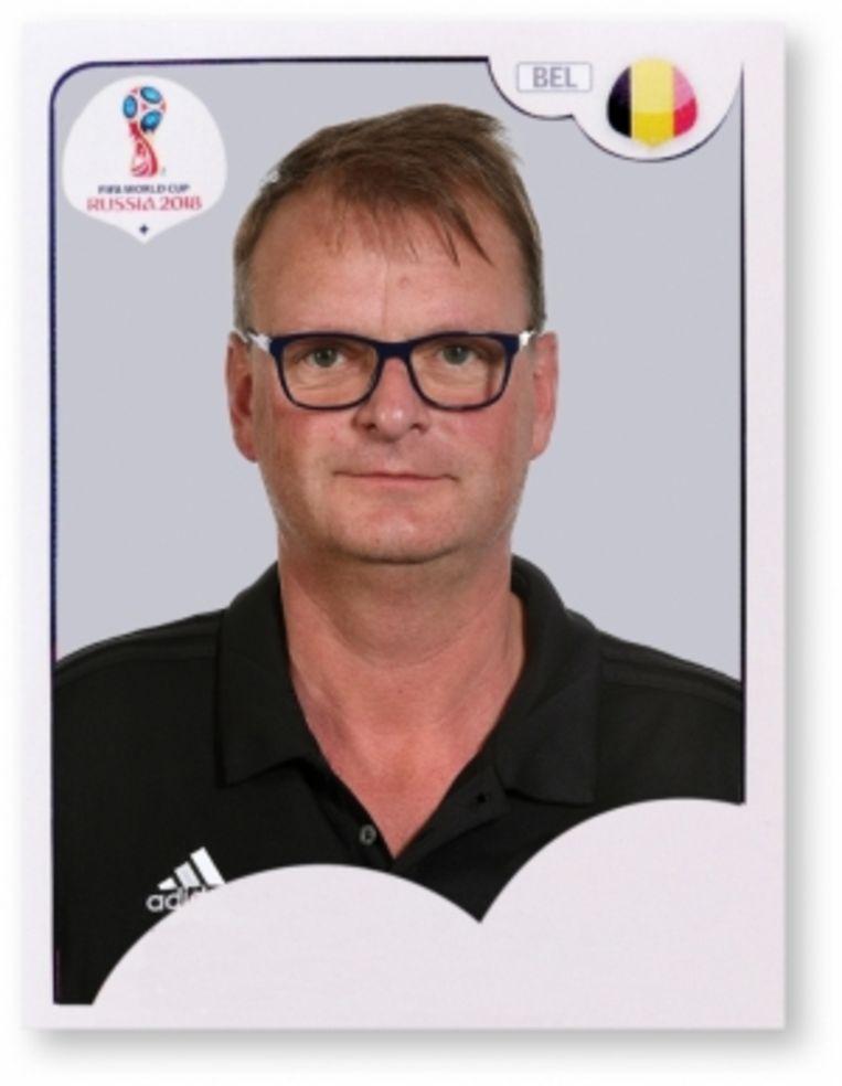 Piet Erauw. Beeld rv