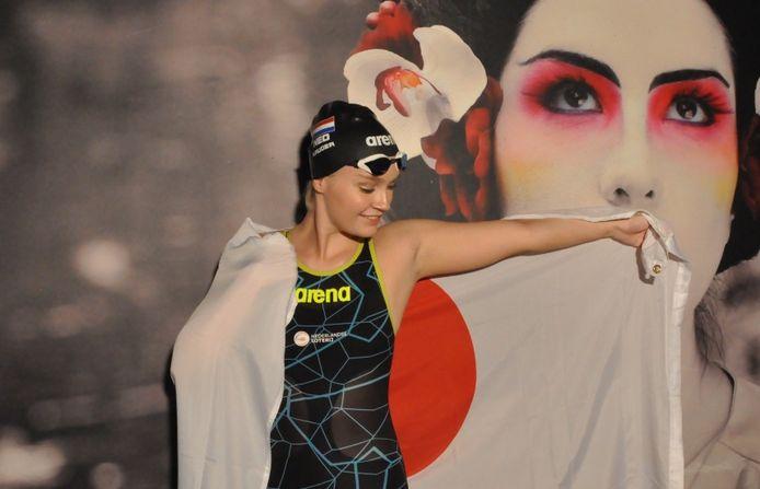 Lisa Kruger heett weer een startbewijs voor de Paralympics veroverd.