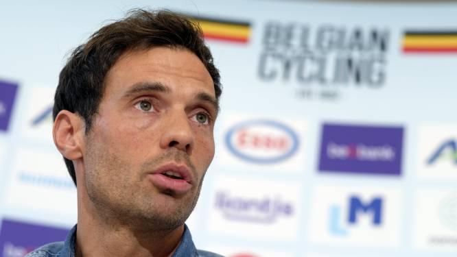 """Nieuwe bondscoach Sven Vanthourenhout wil tonen dat hij het ook op de weg kan: """"Met Patrick Lefevere als gedroomde leermeester"""""""
