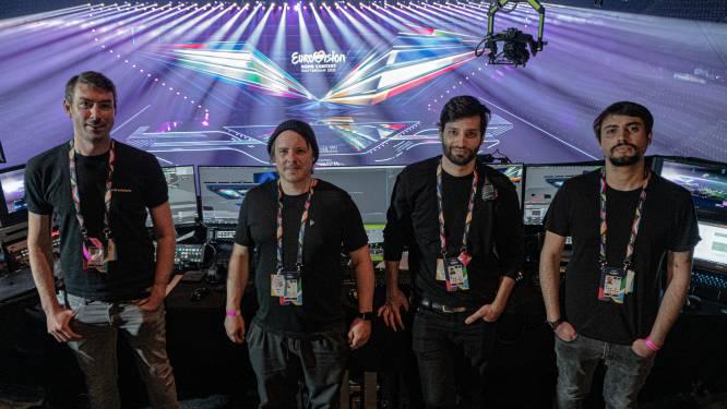 Van een jaar in crisis naar Eurosong: Hoeilaartse Visual Solutions verdedigt naast Hooverphonic ons land in Rotterdam