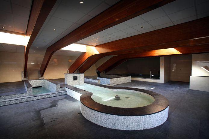 Na de felle brand werd een groot deel van de sauna vernieuwd. Die nieuwbouw werd in 2011 in gebruik genomen.
