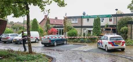 Vechtpartij bij hotel in Bant: gewonde man met spoed naar ziekenhuis