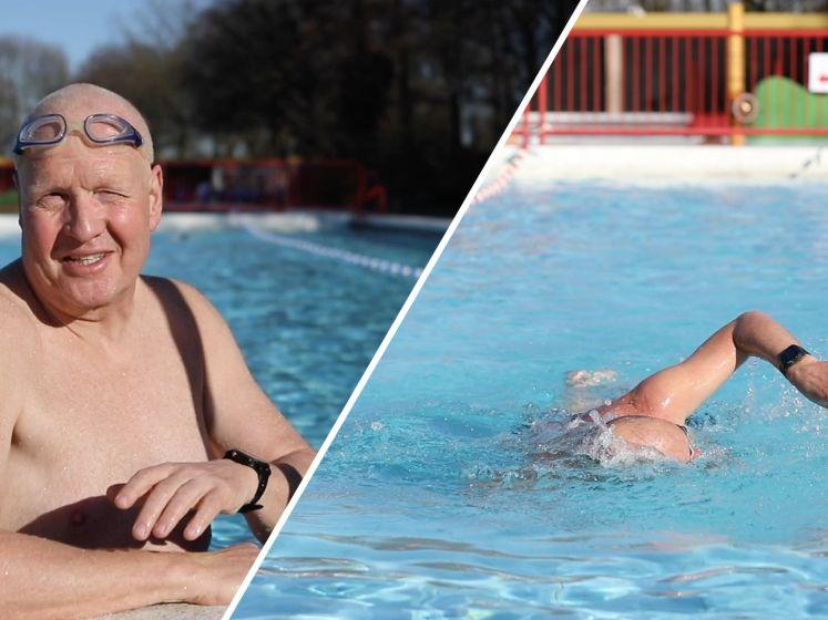 Twentebad Hengelo weer open voor buitenzwemmers