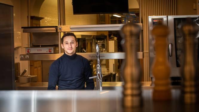 """Schreeuwende topchef Pajtim Bajrami schrapt eigen bistro en trekt naar restaurant in prestigieus kasteel: """"Besef dat ik het niet rustiger wil aan doen"""""""