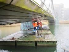 Video | Onderzoek aan brug De Freule in Apeldoorn gestart