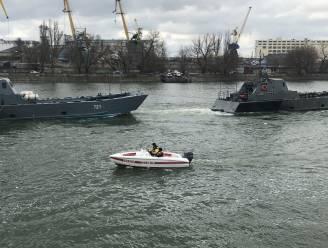 Rusland houdt manoeuvres met oorlogsschepen en straaljagers op Zwarte Zee