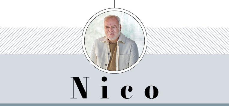"""Nico Dijkshoorn: """"Na een maand ijs liep ik makkelijker op schaatsen dan op gympen"""""""