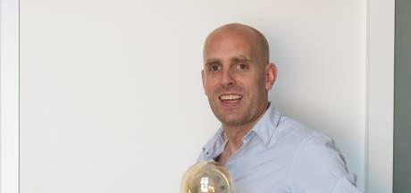 Een lamp als hondenkop en vaas die op een inktvis lijkt: het kan Maarten (40) niet gek genoeg