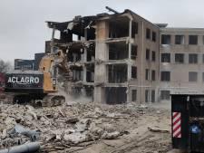 La démolition de la clinique Saint-Vincent a débuté
