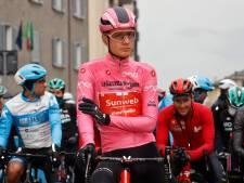 Kelderman: 'Ploegtactiek was erop ingericht dat ik dacht: ik ga de Giro verliezen'