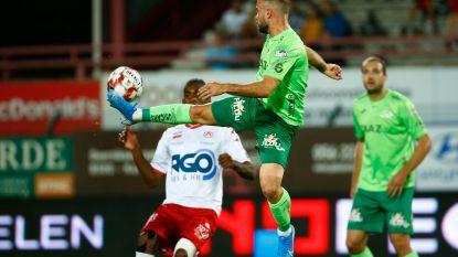 Kortrijk en Oostende scoren elk twee keer en delen de punten