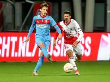 FC Twente haalt flink uit bij Jong FC Utrecht