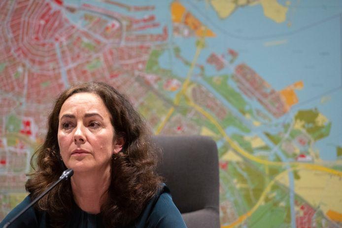 Femke Halsema, burgemeester Amsterdam