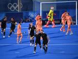 Dure nederlaag voor Oranje-hockeyers tegen Duitsland