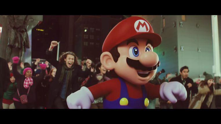 Super Mario Run Beeld RV Nintendo