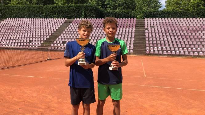 Sterke week voor Antwerpse tennisjeugd én opnieuw finale voor Eliessa Vanlangendonck