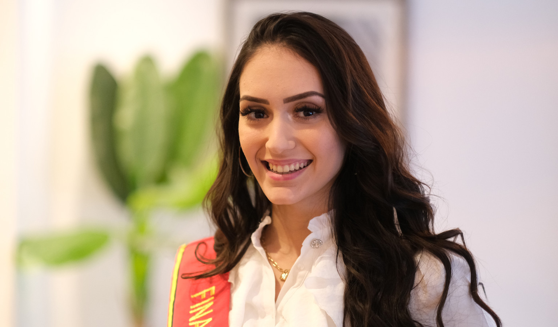 Jennifer Felix, kandidate Miss België 2021