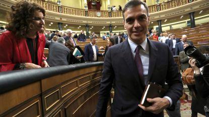 Spaanse regering dreigt morgenmiddag te vallen, lot van premier Sánchez hangt aan zijden draadje