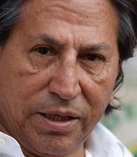 Peruaanse ex-president Toledo opgepakt in VS met oog op uitlevering