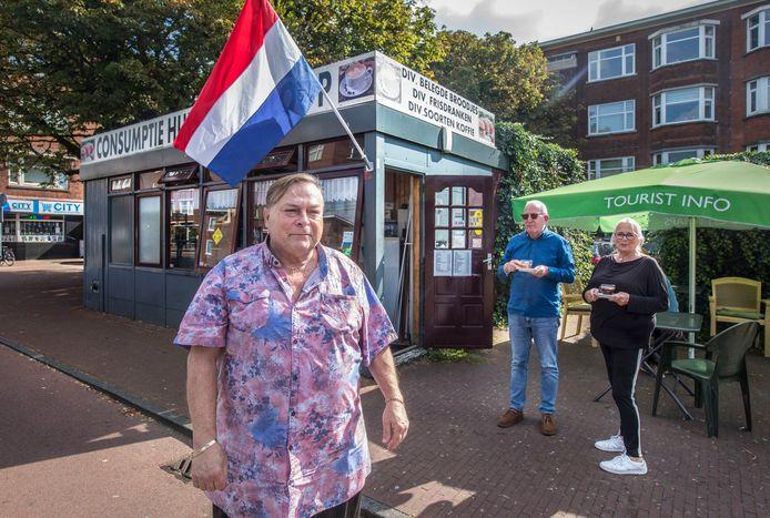 """Eigenaar Peter van Consumptie Huis De Aanloop vindt het gedoe rond ADO treurig: ,,Maar wat kunnen we eraan veranderen?"""""""