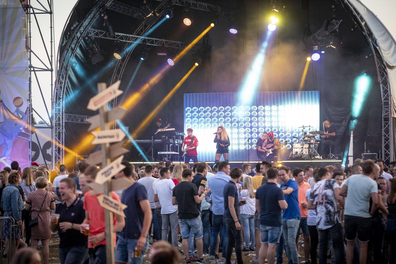 Dak d'r Af-festival in 2018.