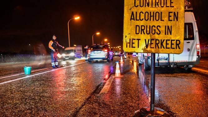 Nu al drie keer meer automobilisten onder invloed van drugs betrapt dan in 2020