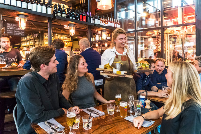 Speck Bar & Grill aan het Ledig Erf