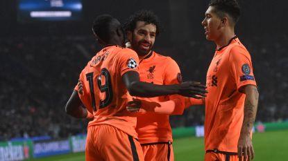LIVE CL: Maakt Liverpool ook in return brandhout van FC Porto?