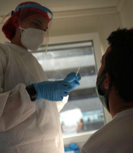 Bruxelles dépasse la limite critique de l'OMS: 6,4% de tests Covid positifs