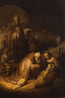 Schilderij na jaren studie alsnog toegedicht aan Rembrandt