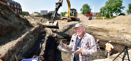 Grootste opgraving in jaren in Gouda doet harten archeologen sneller kloppen: 'Dit is heel erg gaaf'
