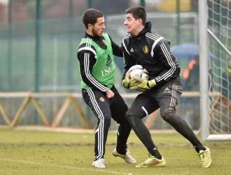 """Real Madrid wil Hazard én Courtois"""