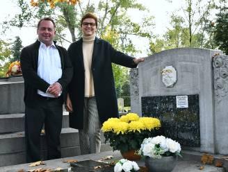 Laatste rustplaats in graf van een ander: Peter nam verlopen concessie over en restaureert graf voor zijn ouders