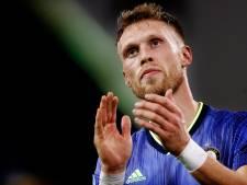 Jørgensen niet met Feyenoord mee naar Porto