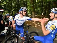 Diplôme en poche, Mauri Vansevenant s'engage jusqu'en 2023 avec Deceuninck-Quick-Step