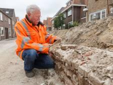 Stenen stadsmuur Hasselt blijven zichtbaar