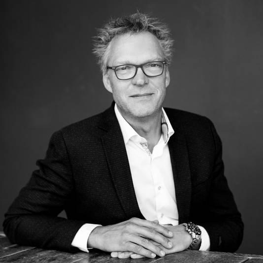 Marc Dieperink, voorzitter Sportclub Neede.