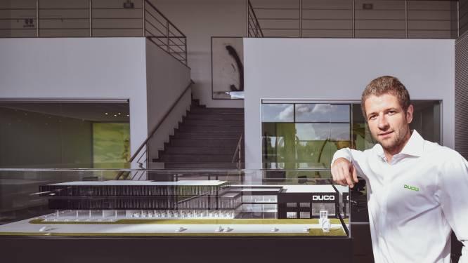 """Ventilatiespecialist Duco al 4 jaar 'Trends Gazelle' als snelst groeiende grote onderneming: """"En tegen de zomer is ons nieuwe kantorencomplex klaar"""""""